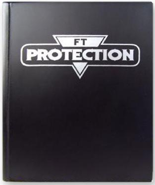 Album - Ft Protection Monster Album - negro -