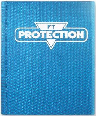 Album - Ft Protection Monster Album - azul -