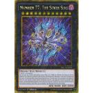 PGL3-011 Number 77: The Seven Sins - Número 77: Los Siete Pecados - Secret Gold Rara