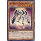 EXFO-016 Mekk-Knight Orange Sunset - Mekk-Caballero Atardecer Naranja - Comun