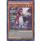 MYFI-018 Kitchen Dragonmaid - Dragoncella Cocinera - Secret Rara