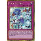 PGL3-018 Dark Advance - Avance Oscuro - Secret Gold Rara