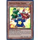 ZTIN-EN019 Triple Star Trion - Super Rare