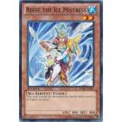 SDRE-020 Reese the Ice Mistress - Disparador de Hielo Reese - Comun