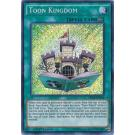 DRL2-023 Toon Kingdom - Reino Toon - Secret Rara