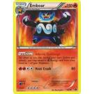 100/99 Emboar - Ultra Raro - B&W Next Destinies - Ingles