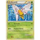 12/96 Beedrill - Raro - HS Unleashed - Ingles