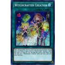 INCH-020 Witchcrafter Creation - Creación Artibruja - Secret Rara