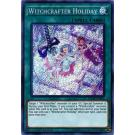 INCH-021 Witchcrafter Holiday - Vacaciones Artibruja - Secret Rara