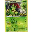002/101 Swadloon - Infrecuente Rev Holo  - B&W Noble Victories - Ingles