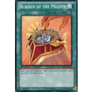 YS12-028 Burden of the Mighty  -  Carga del Poderoso - Common-