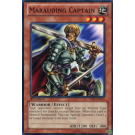 YS12-EN014 Marauding Captain - Common-