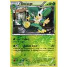 07/99 Simisage - Raro Rev Holo - B&W Next Destinies - Ingles