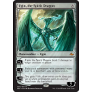 001/185 Ugin, the Spirit Dragon - Ugin, el dragón espíritu - Rara Mitica -