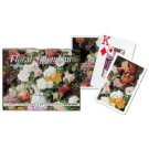 Cartas Baraja  Poker Doble - 2 - FLORAL SPLENDOUR-BOUQUET