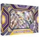 38501 - Mewtwo EX Box - Ingles
