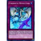 LED3-016 Cybernetic Revolution - Revolucion Cibernetica - Super Rara