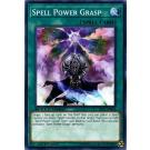 SBSC-004 Spell Power Grasp - Captura de Poder Mágico - Comun