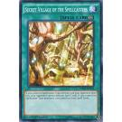 LDK2-Y33 Secret Village of the Spellcasters - Pueblo Secreto de los Magos - Comun